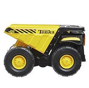 Tonka Toughest Mighty Dump Truck Toy Construction Vehicle