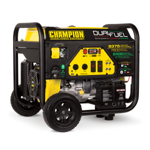 Champion Power 3000W/4000W Generator, 196cc