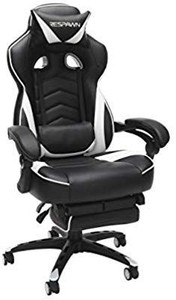 Ficmax massage gaming chair with arm rest