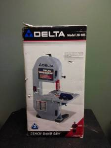 Delta Bench Band Saw Model 28-185