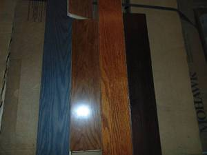 ASSORTED PREFINISHED SOLID HARDWOOD