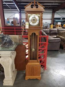 Grandfathers Clock - Works
