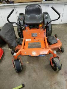 "Husqvarna RZ5426 (54"") 26HP Kohler Zero Turn Lawn Mower - Runs Great"