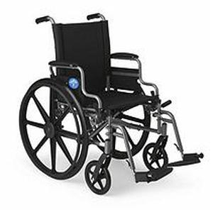 Extra Wide 20 Inch Wheelchair