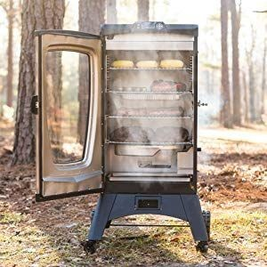 Master Built Bluetooth Electric smoker