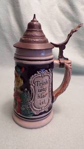 Small West Germany Stein