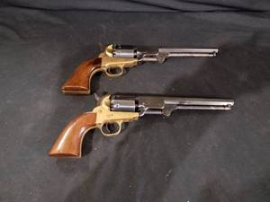 Pair of Hawes .36 Caliber Navy Pistols w/ Box