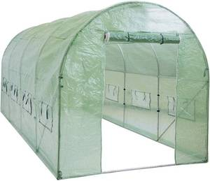 Best Choice Products Sky1917 Portable Large Walk-in Tunnel Greenhouse 15' x 7' x 7'