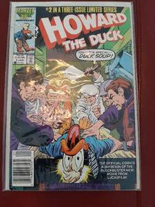 Howard the Duck: The Movie #2