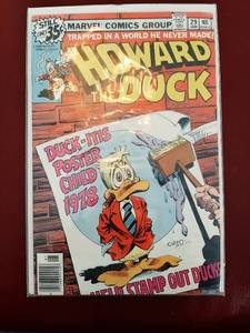 Howard the Duck (1976) 1st series #29