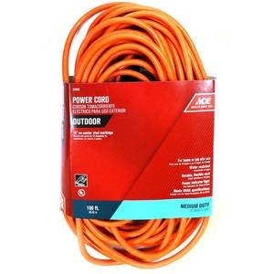 Ace 14/3 SJTW Outdoor Extension Cord