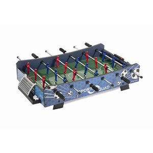 Sport Squad FX40 Compact Arcade Foosball Table Conversion Top, 3.3', Blue, Soccer Foosballs