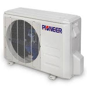Pioneer 12000 Btu 17.2 Seer Dc Inverter+ Mini Split Heat Pump 110120v Condenser