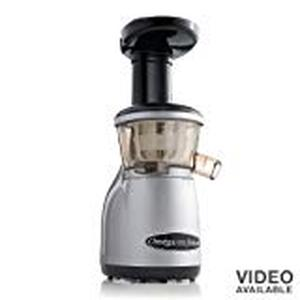 Omega Vrt330s Dual-stage Vertical Vrt330 Auger Low Speed Masticating Juicer