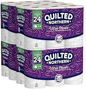 QUILTED NORTHERN TOILET TISSUE
