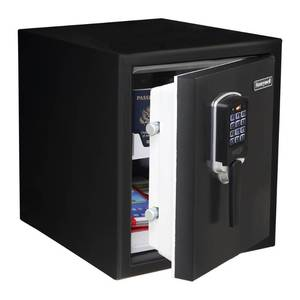 Honeywell 2 Hour Fireproof 8 Hour Waterproof Fire Safe with All Steel Exterior, Medium, 2605