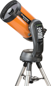 Celestron - NexStar 8 SE Schmidt-Cassegrain Computerized Telescope - Orange