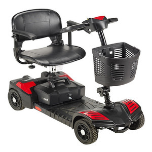 PowerPOV 4 wheel Product Description: 'cout 4-Wheel Scooter, Red/Blue, 1/ea