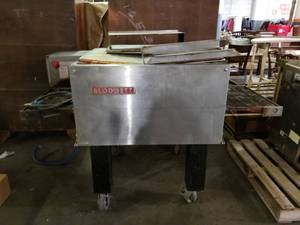 Blodgett Natural Gas Pizza Oven