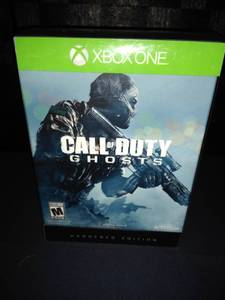 XBOX ONE Call Of Duty Ghosts