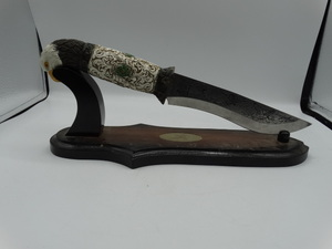 "approximately 12"" decorative display knife"