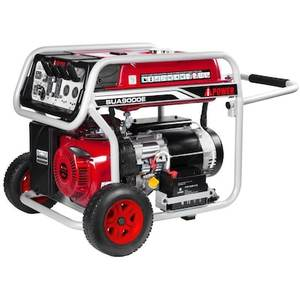 A-iPower 9000-Watt Gasoline Portable Generator with Oem Engine