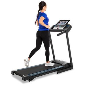 Xterra Tr150 Folding Treadmill - Black