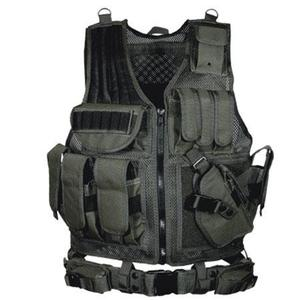 UTG  Deluxe Tactical Vest (Black)