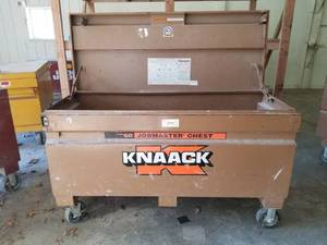 5ft Knaack Jobmaster Chest