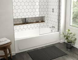 Pendant Bathtub 60 x 30 - White