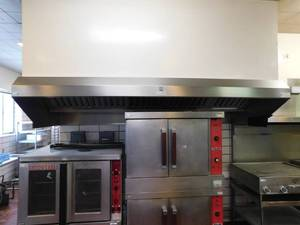 Cockle Grease Hood