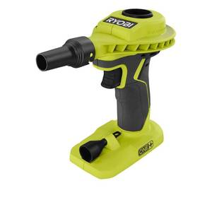 RYOBI 18-Volt ONE+ Cordless High Volume Power Inflator (Tool Only)