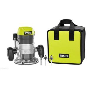 RYOBI 8.5 Amp 1-1/2 Peak HP Fixed Base Router