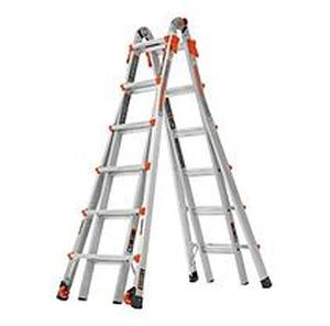 Little Giant Velocity 26' Ladder Type 1A, Aluminium