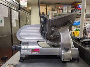 Hobart Meat Slicer Model 2612