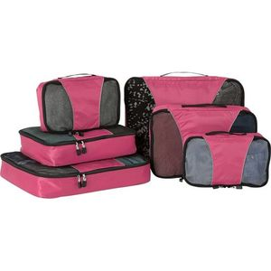 eBags Packing Cube, 6 Piece Set