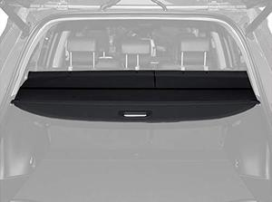 Universal Rear Cargo Area Retractable Tonneau Cover