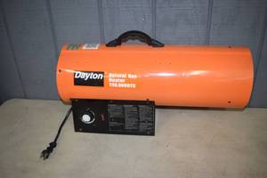 Dayton Natural Gas Heater 150,000 btu