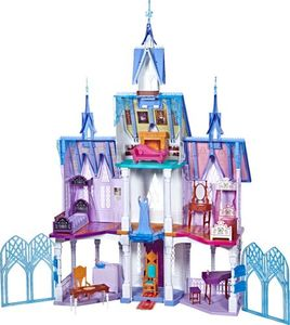 Disney Frozen 2 Ultimate Arendelle Castle Playset with Lights and Moving Balcony, 5 Ft. x 4 Ft.