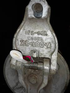 Sherman & Reilly #153-002 Pully Model XS-100-A