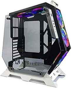 KEDIERS ATX Open Frame Panoramic Viewing Gaming