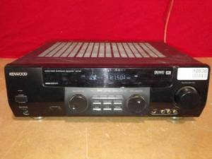 Kenwood A/V Surround Stereo Deck