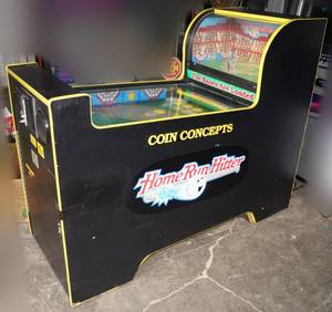 Home Run Hitter Arcade Machine - Coin Concepts