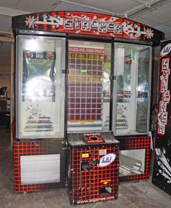 Stacker Arcade Machine - Game Merchandiser - Big Machine