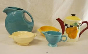 Lot of Fiesta Ware and More!!