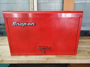 Snap-on 9 Drawer Tool Box