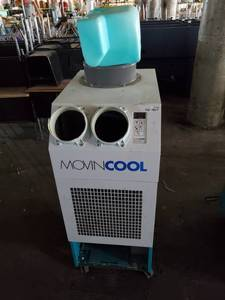 MovinCool Classic Plus 26 24000 BTU Fully Functioning MSRP $3,499.99