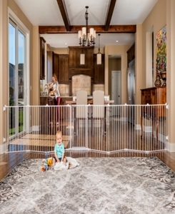 Regalo Super Wide Baby Gate and PlayYard