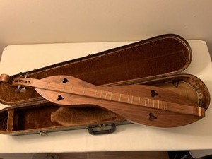 Dulcimer and Case