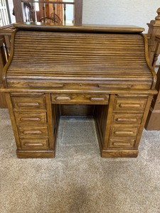 Riverside Roll Top Desk